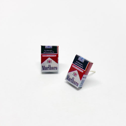 Marlboro Stud Earrings