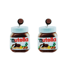 Load image into Gallery viewer, Nutella Earrings