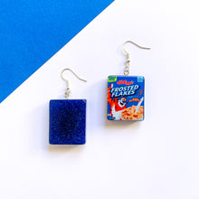 Load image into Gallery viewer, Cereal Box Earrings