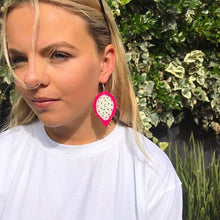 Load image into Gallery viewer, Dragonfruit Earrings