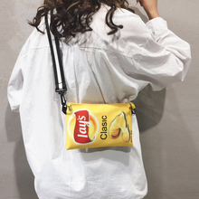 Load image into Gallery viewer, Lay's Potato Chips Mini Crossbody Bag
