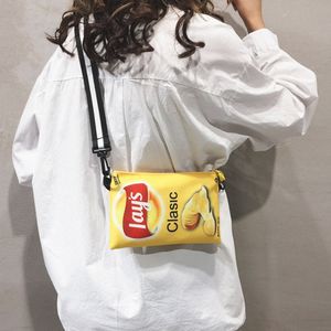 Lay's Potato Chips Mini Crossbody Bag