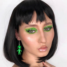 Load image into Gallery viewer, Extraterrestrial Earrings