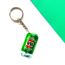 Load image into Gallery viewer, VB Keychain & Earring Bundle