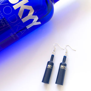 SKKY Vodka Earrings