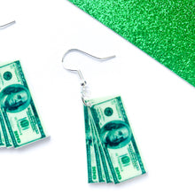 Load image into Gallery viewer, Cash Money Earrings