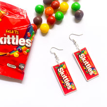 Load image into Gallery viewer, Skittles Earrings