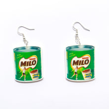 Load image into Gallery viewer, Milo Keychain & Earring Bundle
