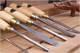 Ashley Iles Carving Tools
