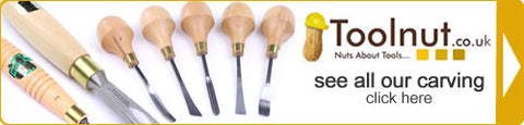Woodcarving Tools on Toolnut.co.uk