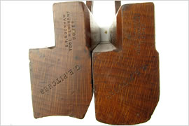 Hollow and Round Moulding Planes