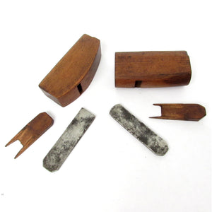 Miniature Wooden Planes