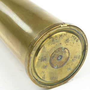 40mm MK4 Shell Casing - OldTools.co.uk