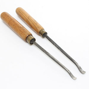 2 Addis & Sons Spoon Carving Tools – Ash - OldTools.co.uk