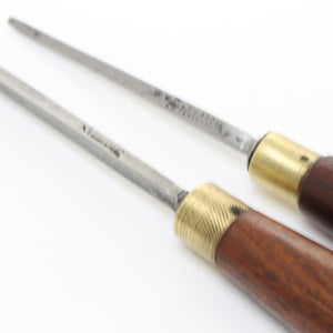 2 Addis Carving Chisels – Rosewood - OldTools.co.uk