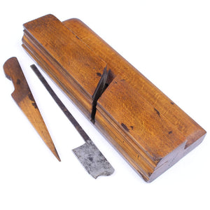 Archer Wooden Plane - Ogee - OldTools.co.uk