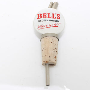 Bells Scotch Whisky Pourer - OldTools.co.uk