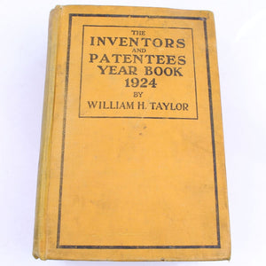 The Inventors and Patentees Year Book 1924 - OldTools.co.uk