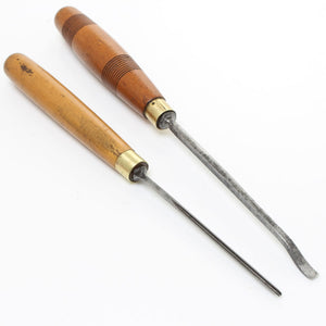 2 C.Hill Carving Tools - OldTools.co.uk