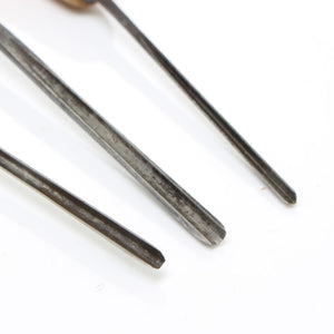 3 Addis Woodcarving Tools – Ash - OldTools.co.uk