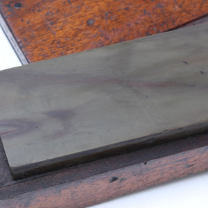 "Natural Charnley Forest Sharpening Stone - 10 1/2"" - OldTools.co.uk"