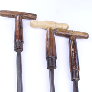 Scarce Clog Makers Tools Collection