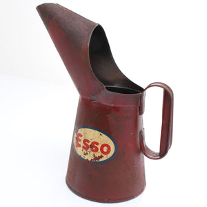 Esso Oil Jug - OldTools.co.uk