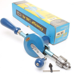 Footprint Hand Drill No.161