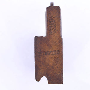 Gardner Unusual Profiled Wooden Moulding Plane - OldTools.co.uk