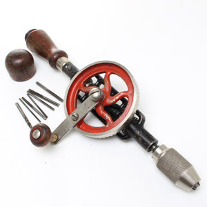 Millers Falls Hand Drill No. 5