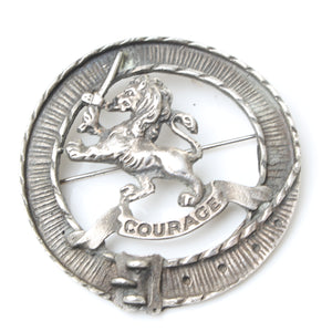 Scotland 'Courage' Badge