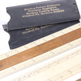 Old Measuring Rules Collection