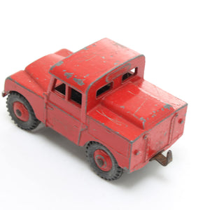 Dinky No.255 Land Rover - OldTools.co.uk