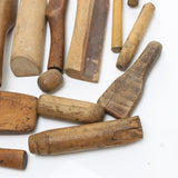 18 Hardwood Leadworkers Tools