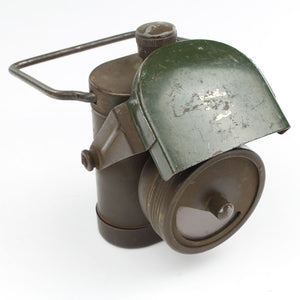 WW2 British Army Bicycle Lamp