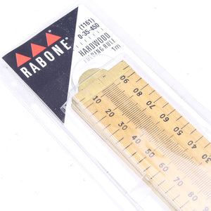 Rabone Folding Rule 1161 | Metric | Pack of 10