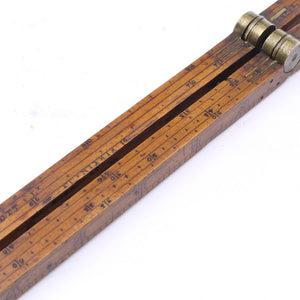 18TH Century Cook Gauge - OldTools.co.uk