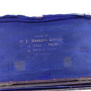 Harling German Silver Drawing Set - OldTools.co.uk