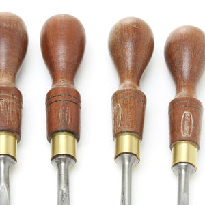 6 Marples Carving Tools