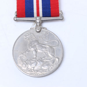WW2 War Medal - OldTools.co.uk