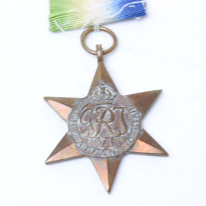 Atlantic Star Medal WW2 - OldTools.co.uk