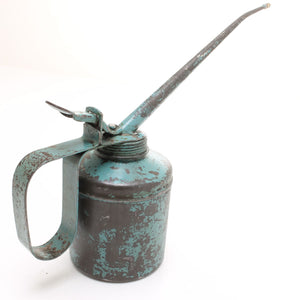Vintage Wolseley Oilcan - OldTools.co.uk