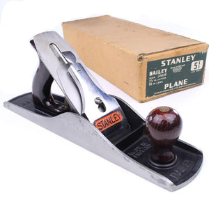 Stanley Jack Plane no. 5 ½ - OldTools.co.uk