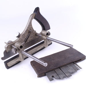 Stanley Plow Plane no. 143 - OldTools.co.uk