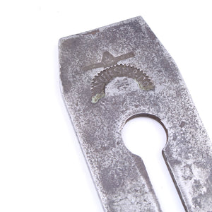 Early Nurse & Co Parallel Plane Blade - 54mm - OldTools.co.uk