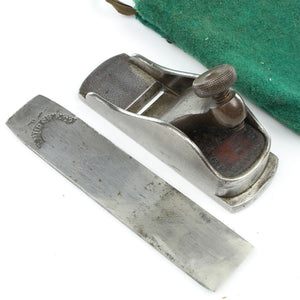 Rare Spiers Ayr Thumb Plane - OldTools.co.uk