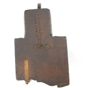 Turner Twin Blade Wooden Moulding Plane