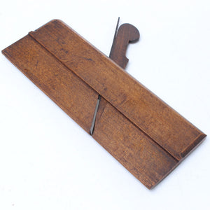 Wooden Hollow Plane - No. 1 - OldTools.co.uk