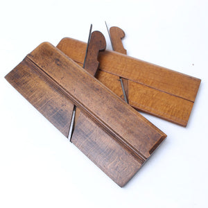 2x Hollow & Round Planes - OldTools.co.uk