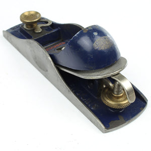 Record Low Angled Block Plane no.015 - OldTools.co.uk